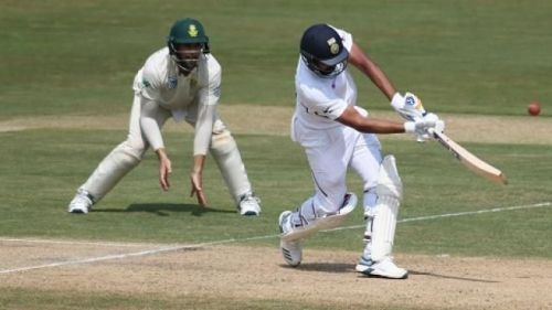 Rohit is known for his aggressive style of play