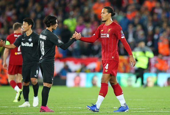 Liverpool conceded three goals in their last match but ended up winning.