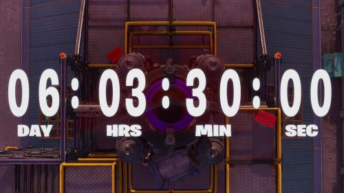 The countdown for the rocket launch (Image: EntoYT)