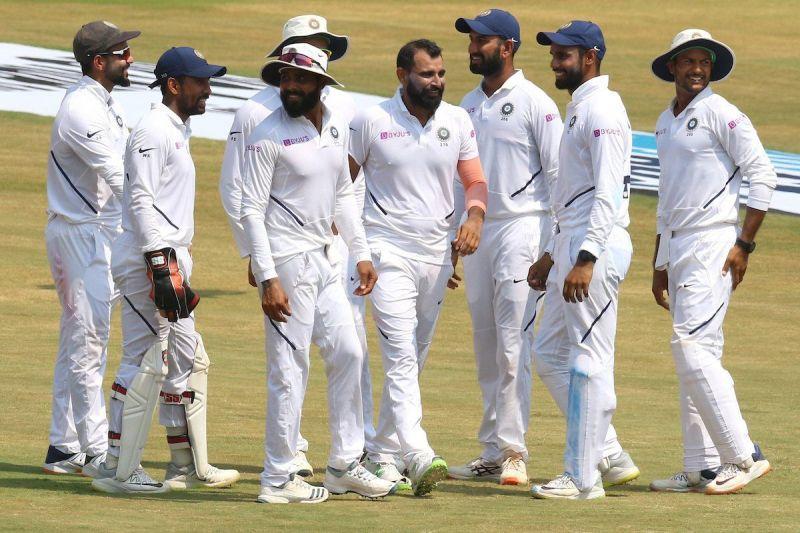 भारत ने पहले टेस्ट में दक्षिण अफ्रीका को हराया (फोटो: BCCI)