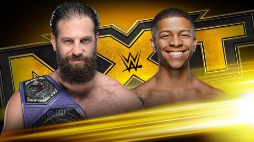 Can Lio Rush topple Drew Gulak and become the new NXT Cruiserweight Champion?