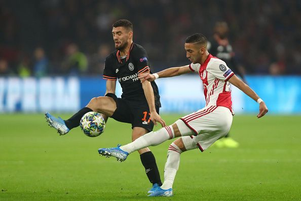 AFC Ajax v Chelsea FC: Group H - UEFA Champions League