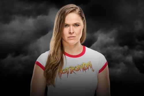 Former RAW Women's Champion Ronda Rousey