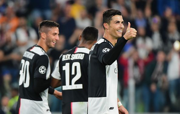 Juventus are keen on winning the Champions League