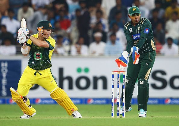 Pakistan v Australia - T20 International