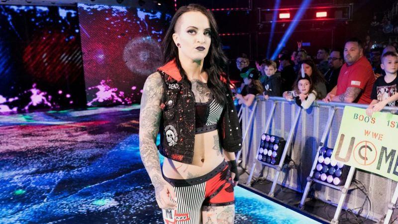 WWE Superstar Ruby Riott