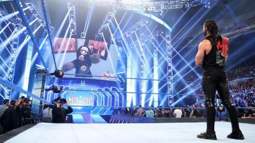 A mastermind is what Bray Wyatt is
