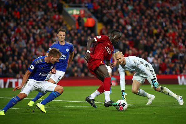 Liverpool secured a 2-1 win over Leicester in a thrilling encounter.