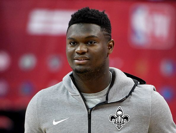 Zion Williamson is among the players dealing with injuries ahead of the new season