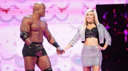 Bobby Lashley and Lana returned on RAW