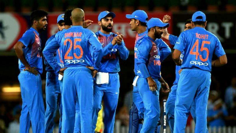 भारतीय टी20 क्रिकेट टीम