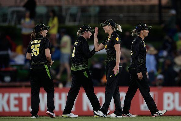 Australia v Sri Lanka - Women