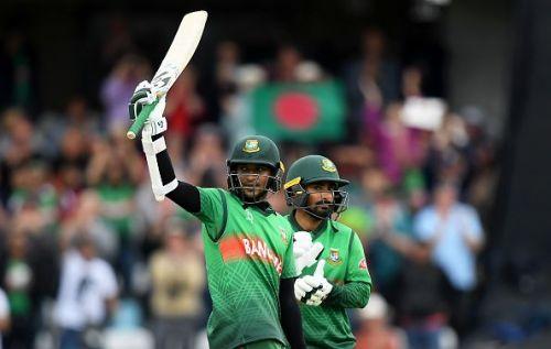 Shakib Al Hasan had been phenomenal for Bangladesh