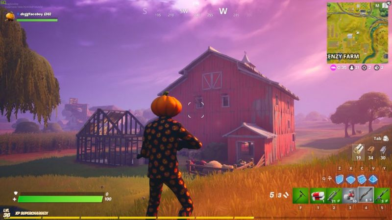 Image result for Spooky Farm fortnitemares chest