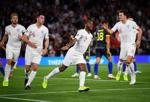England take on the Czech Republic on Friday