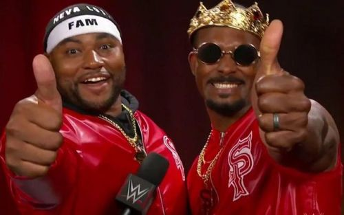Street Profits - the rising stars of WWE's tag team division
