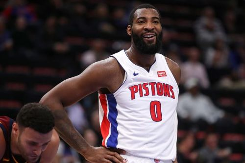 Andre Drummond's long-term future with the Detroit Pistons is in doubt