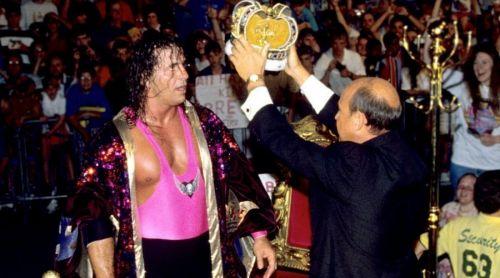 King of the Ring: Bret 'Hitman' Hart