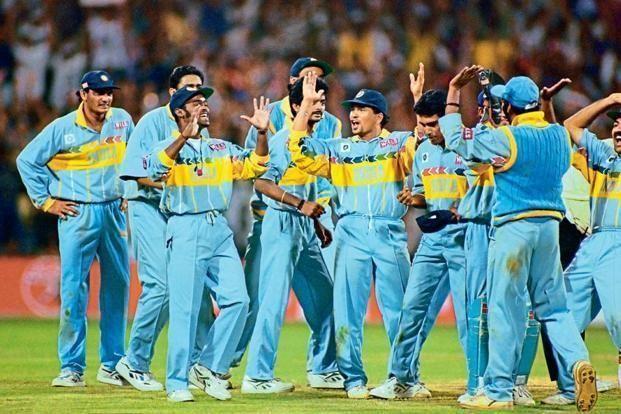 भारतीय टीम के यादगार मुकाबले