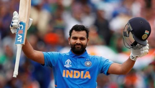 Rohit Sharma is the only batsman to score three double hundreds in ODI cricket
