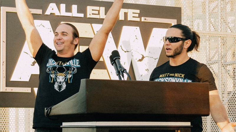 The Young Bucks are one of the most popular tag teams in the industry today