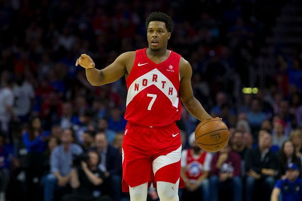 Kyle Lowry had been linked with a move away from the Raptors