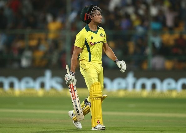 Marcus Stoinis has been excluded from the Australian T20I squad