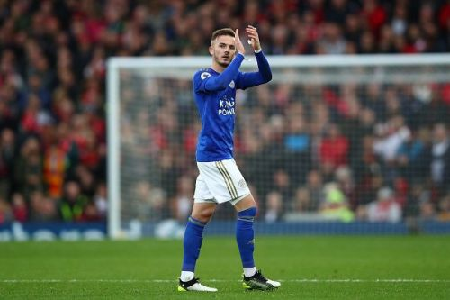 Maddison has been in superb form this season