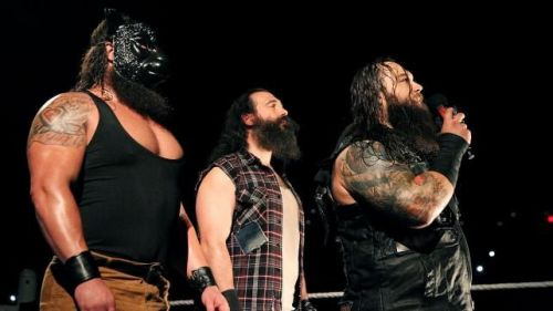 Braun Strowman was a part of the Wyatt Family