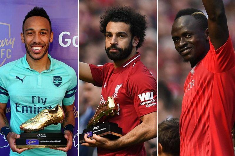 2018-19 Golden Boot Winners