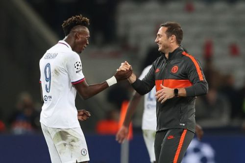 Tammy Abraham is paying off Frank Lampard's faith in goals