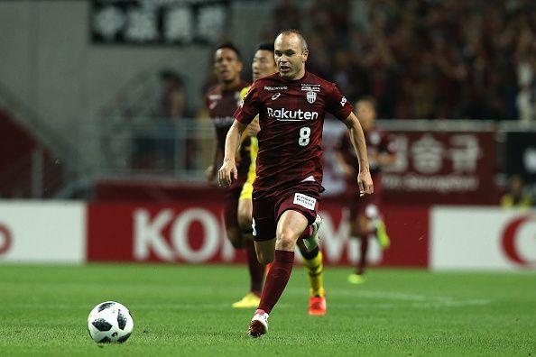 Vissel Kobe v Kashiwa Reysol - J.League J1
