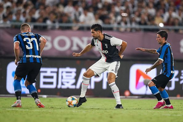 Juventus v FC Internazionale - 2019 International Champions Cup