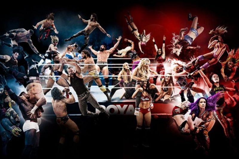 Royal Rumble hindi
