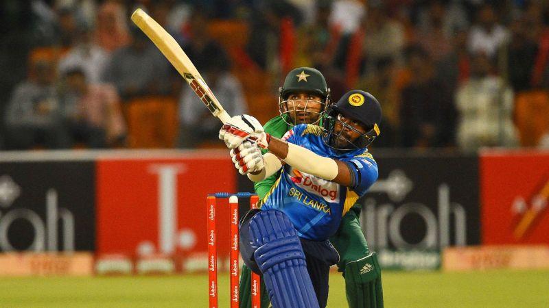 Sri Lanka batsman Bhanuka Rajapaksa