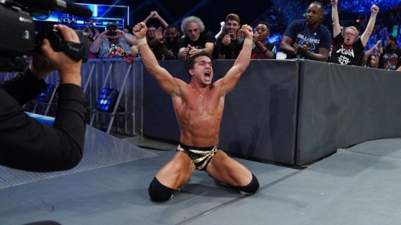 Chad Gable could get a major push from this position