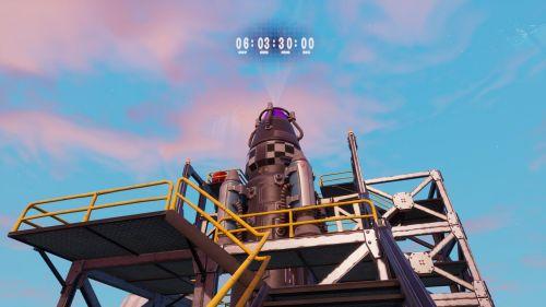 The rocket at Dusty (Image: EntoYT)