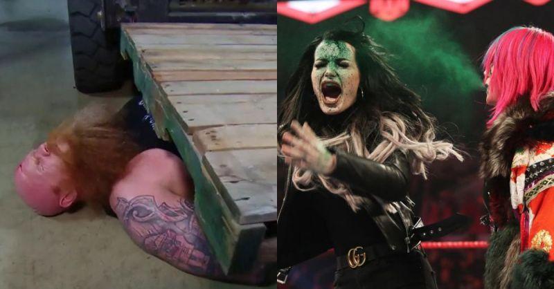 The Kabuki Warriors certainly made a mark tonight