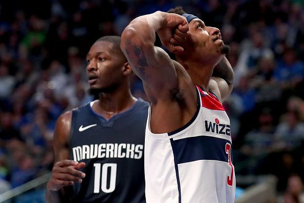 Washington Wizards suffered a narrow loss in their last match.