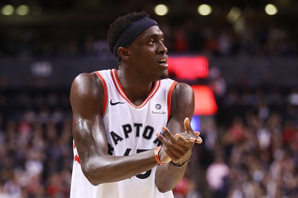 Pascal Siakam is set to remain with the Toronto Raptors for the foreseeable future
