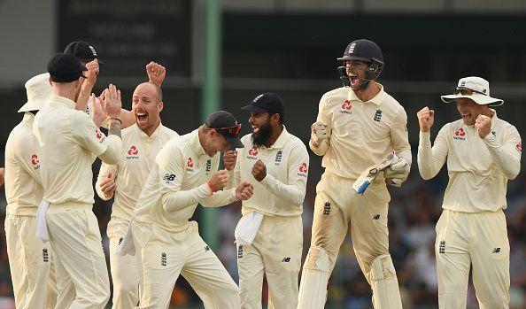 The England cricket team