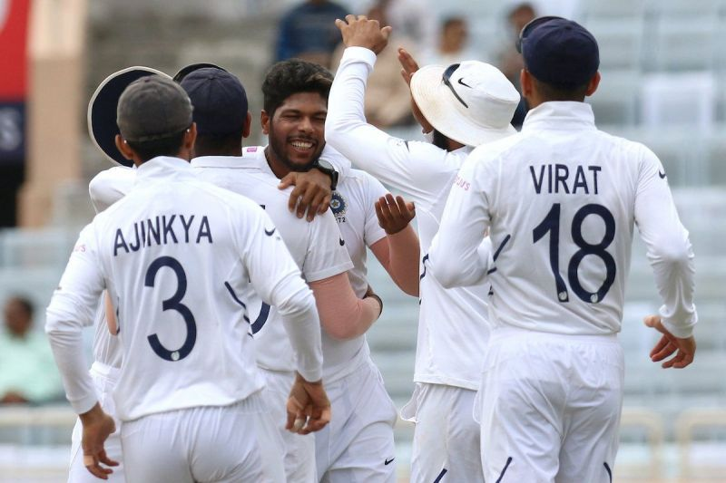 भारत-दक्षिण अफ्रीका रांची टेस्ट तीसरा दिन (Photo: BCCI)