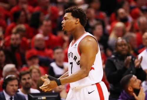 Kyle Lowry's future with the Raptors remains in doubt despite his recent contract extension