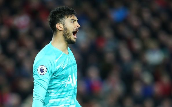 Had it not been for Gazzaniga, Spurs might have been looking at an embarassing score