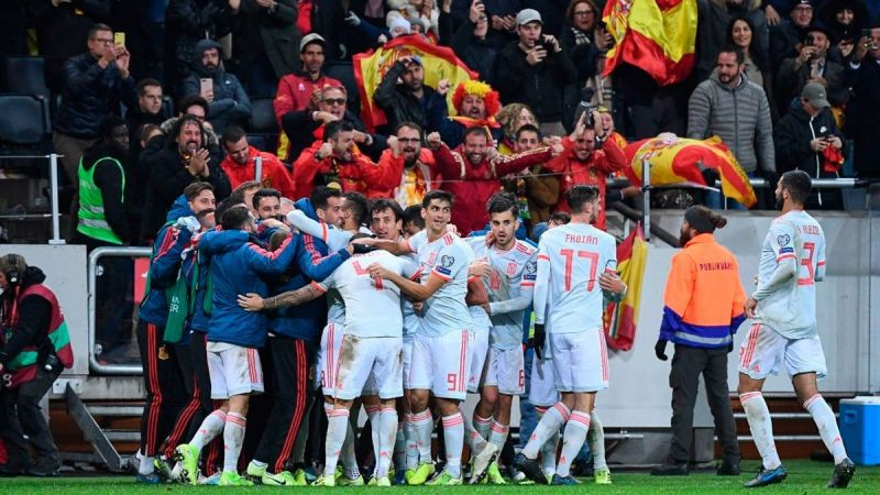 Spain survived by the skin of their teeth despite a fast start, though changes will need to be made in future