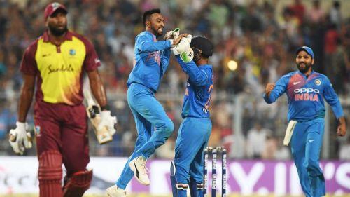 वेस्टइंडीज के खिलाफ टी20 सीरीज में मैन ऑफ द सीरीज बने थे क्रुणाल पांड्या