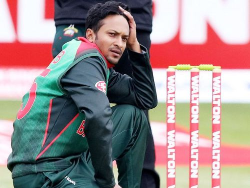 Shakib Al Hasan banned for 2 years by ICC under Anti-Corruption Code.