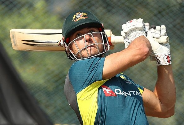 Marcus Stoinis is yet to replicate his league form with the Australian national side.