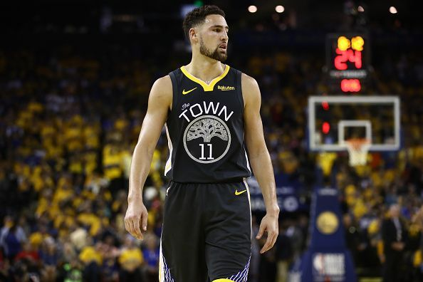 Klay Thompson appears set to miss the entire 2019-20 NBA Season