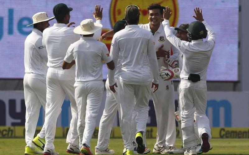 बांग्लादेश क्रिकेट टीम (फोटो: BCCI)